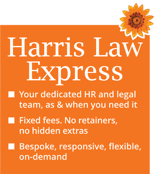 HR and Emplymnt Law support Harris law express