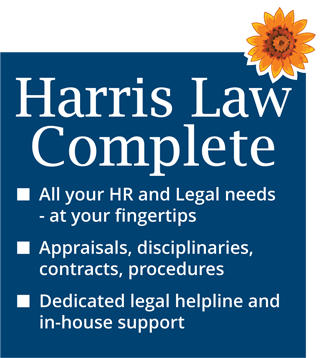 outsourced HR and Legal Support - Harris Law Complete